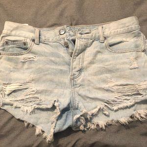 American Eagle Tom girl shorts